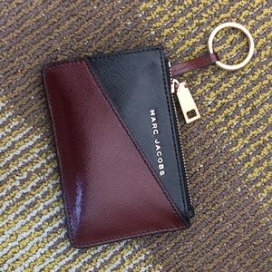 Marc Jacobs Card and Coin Holder